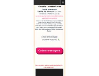 hinoderevenda.com.br screenshot