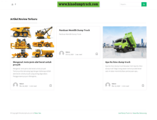 hinodumptruck.com screenshot