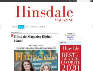 hinsdale60521magazine.ning.com screenshot