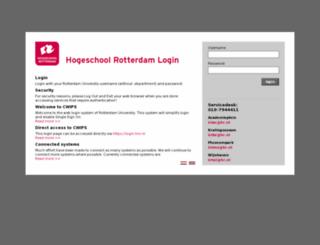 hint1.hro.nl screenshot