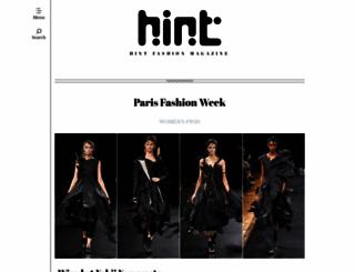 hintmag.com screenshot
