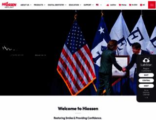 hiossen.com screenshot