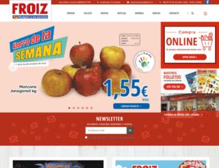 hiper.froiz.com screenshot