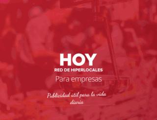 hiperlocal.es screenshot