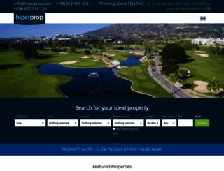 hiperprop.com screenshot