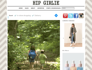 hipgirlie.com screenshot