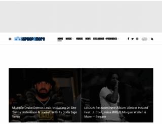 hiphop-n-more.com screenshot