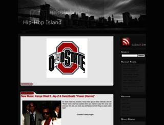 hiphopisland.blogspot.com screenshot