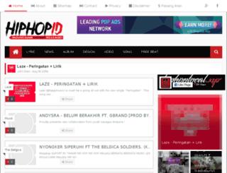 hiphoplocal.xyz screenshot