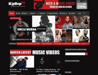 hiphoptt.com screenshot