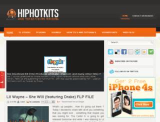 hiphotkits.blogspot.com screenshot