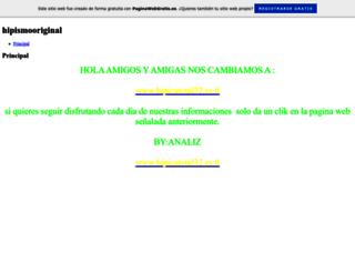 hipismooriginal.es.tl screenshot