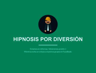 hipnosispordiversion.com screenshot