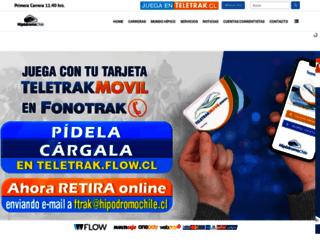 hipodromo.cl screenshot