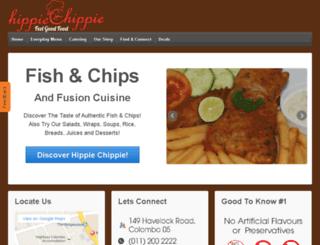 hippiechippie.com screenshot