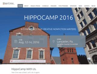 hippocamp2016.hippocampusmagazine.com screenshot
