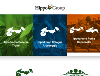 hippogroupcesenate.it screenshot