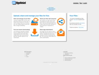 hippohosted.com screenshot