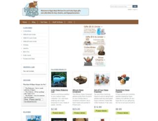 hippomojo.com screenshot