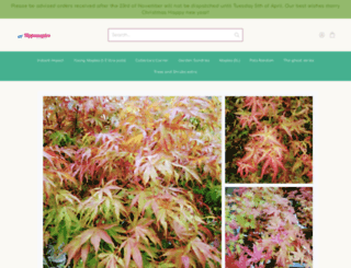 hippopotteringmaples.co.uk screenshot