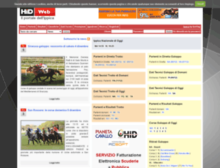 hippoweb.it screenshot