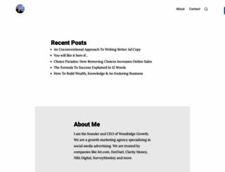 hiptics.com screenshot