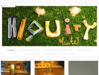 hiquity.com screenshot