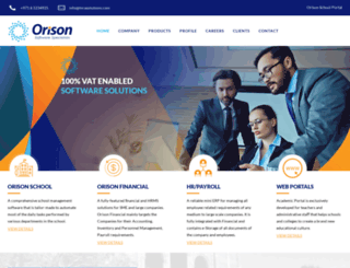 hirasolutions.com screenshot