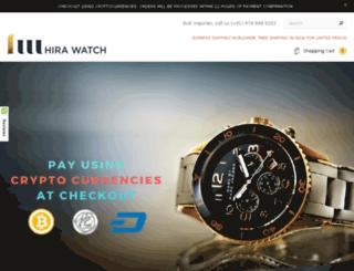 hirawatch.com screenshot