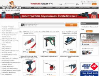 hirdavat.com screenshot