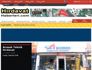 hirdavathaberleri.com screenshot