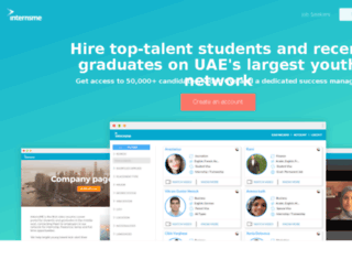 hire.internsme.com screenshot
