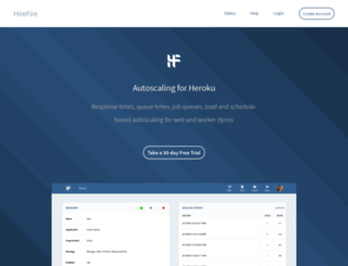 hirefireapp.com screenshot