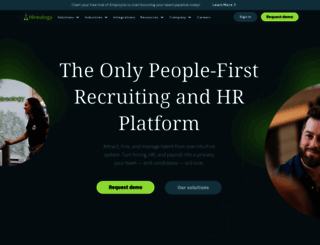 hireology.com screenshot