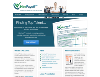hirepayoff.com screenshot