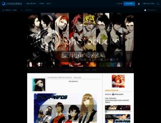 hiroki-chan.livejournal.com screenshot