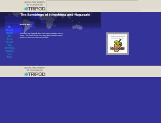 hiroshima55.tripod.com screenshot