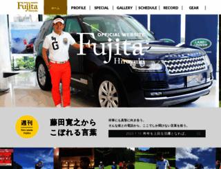 hiroyuki-fujita.com screenshot