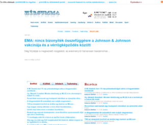hirsumma.info screenshot