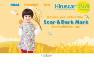 hiruscarkids.com screenshot