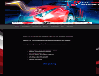 hirvipuro.fi screenshot