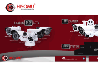 hisomuddns.com screenshot