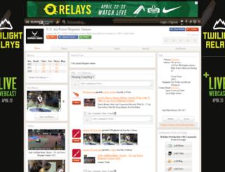 hispanicgames.runnerspace.com screenshot