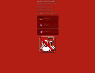 histaminintoleranz.ch screenshot