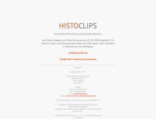 histoclips.de screenshot