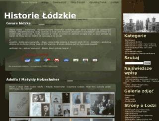 historialodzi.obraz.com.pl screenshot