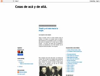 historiasurbanas-bizarras.blogspot.com.ar screenshot