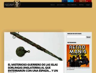 historiayarqueologia.com screenshot