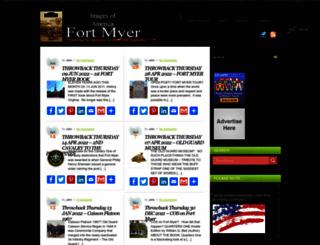 historic-fortmyer.com screenshot