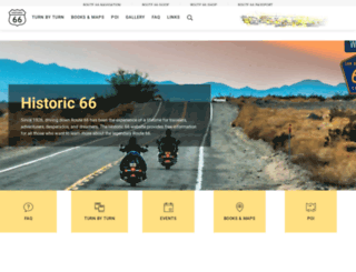 historic66.com screenshot